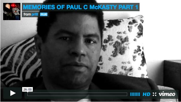 Paul C Part 1