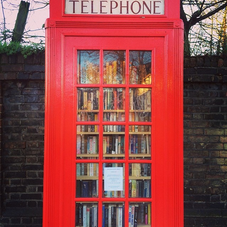 Brockley micro library