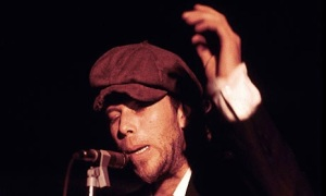 Tom Waits in 1976