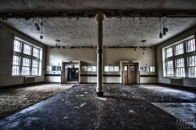 Lancaster Moor Hospital