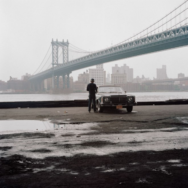 Manhattan Bridge, 1987